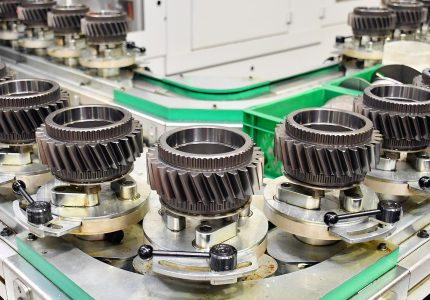 Made in Italy – all for gearboxes