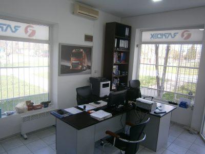 New office address in Vrbas