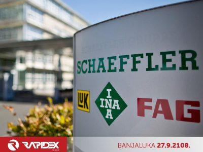First Schaefler training in Banja Luka