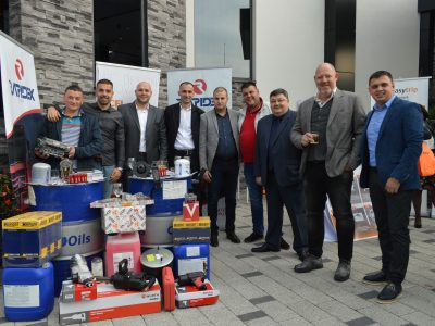 Rapidex team at the celebration of St. Petka in Ivanjica