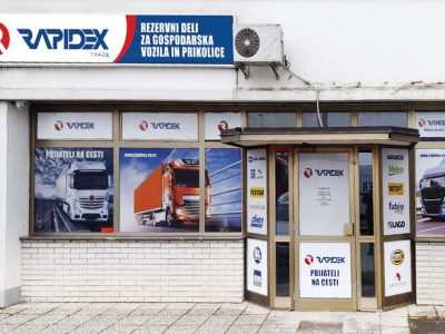 The new Rapidex Trade office in Slovenia – the first in the EU