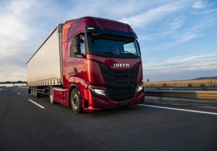 IVECO S-WAY – WORLD PREMIER IN MADRID